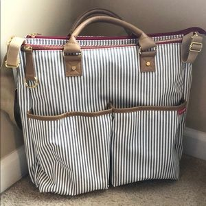 SKIP*HOP Duo Special Edition Luxe Diaper Bag